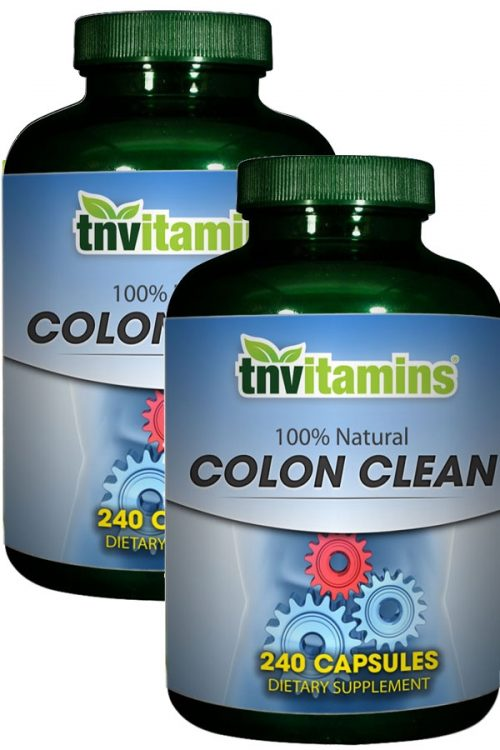 Colon Clean Detox Capsules