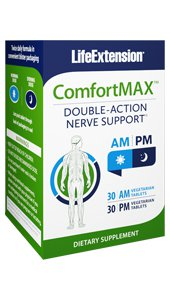 ComfortMAX™, 30 AM vegetarian tablets, 30 PM vegetarian tablets