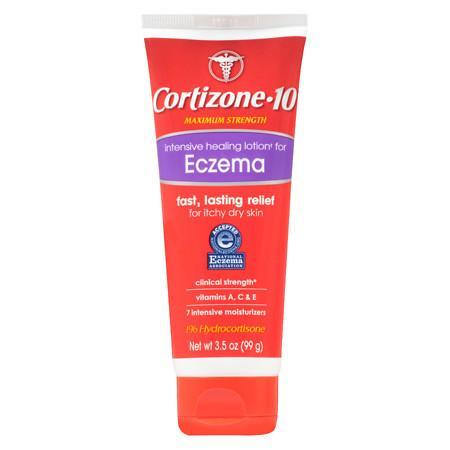 Cortizone 10 Intensive Healing Eczema Lotion - 3.5 oz.