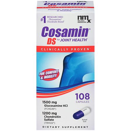 Cosamin DS Joint Health Supplement Capsules - 108 ea