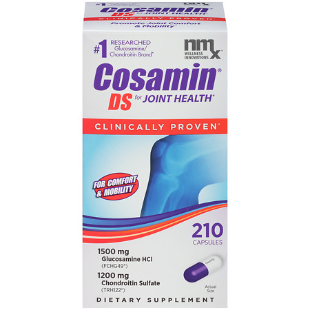Cosamin DS Joint Health Supplement Capsules - 210 ea
