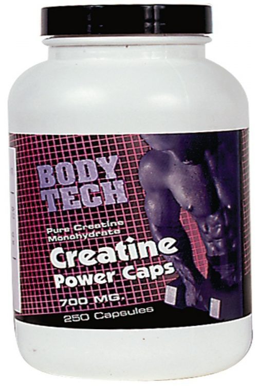 Creatine Power Capsules