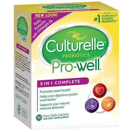 Culturelle Pro-Well - 30 ea