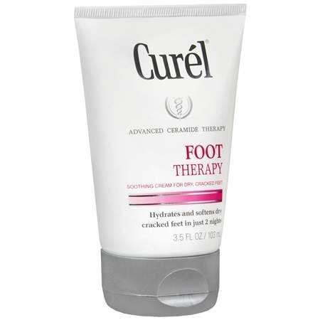 Curel Targeted Therapy Foot Therapy Cream - 3.5 fl oz