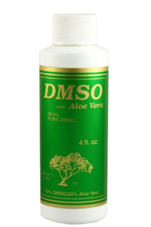 D.M.S.O. (DMSO) With Aloe Vera