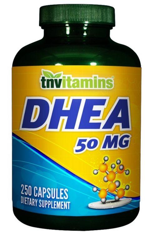 DHEA 50 Mg Capsules