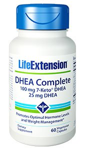 DHEA Complete, 60 vegetarian capsules