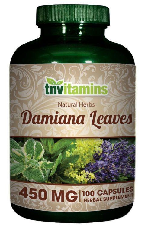 Damiana Leaves 450 Mg