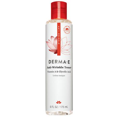 Derma E Anti-Wrinkle Vitamin A Glycolic Toner with Papaya - 6 fl oz