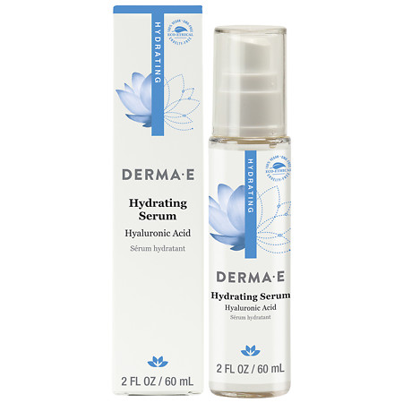 Derma E Hydrating Serum with Hyaluronic Acid - 2 fl oz
