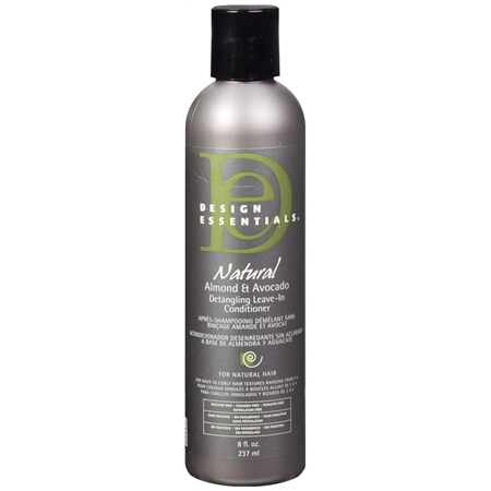 Design Natural Detangling Leave-In Conditioner AlmondAvocado - 8 oz.
