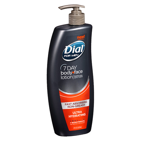 Dial For Men NutriSkin Body & Hand Lotion - 21 oz.