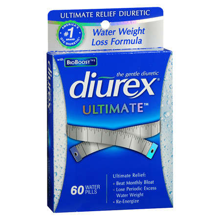 Diurex Ultimate Water Pills - 60 ea