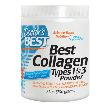 Doctor's Best Best Collagen Types 1 & 3 Powder - 7.1 oz.