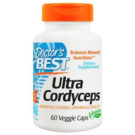 Doctor's Best Ultra Cordyceps, Veggie Caps - 60 ea