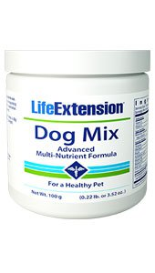 Dog Mix, 100 grams (0.22 lb. or 3.52 oz.)