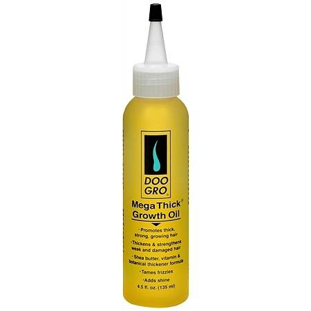 Doo Gro Mega Thick Growth Oil - 4.5 fl oz