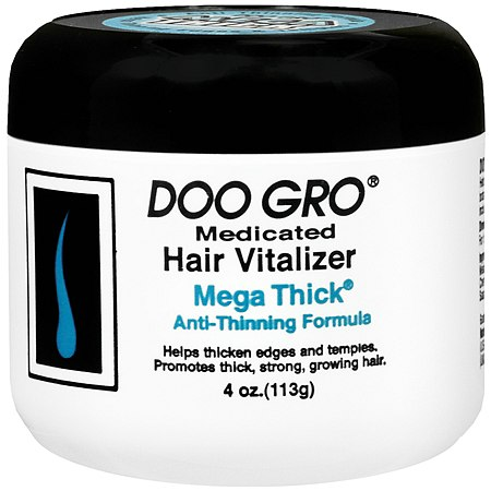 Doo Gro Mega Thick Medicated Hair Vitalizer - 4 oz.