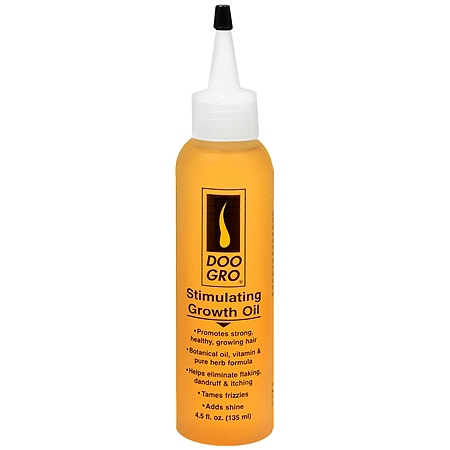 Doo Gro Stimulating Growth Oil - 4.5 fl oz