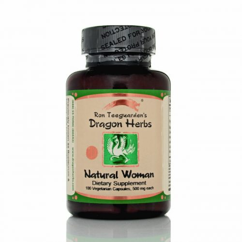 Dragon Herbs Natural Woman, 100 count