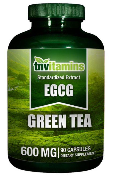 EGCG Green Tea Extract 600 Mg