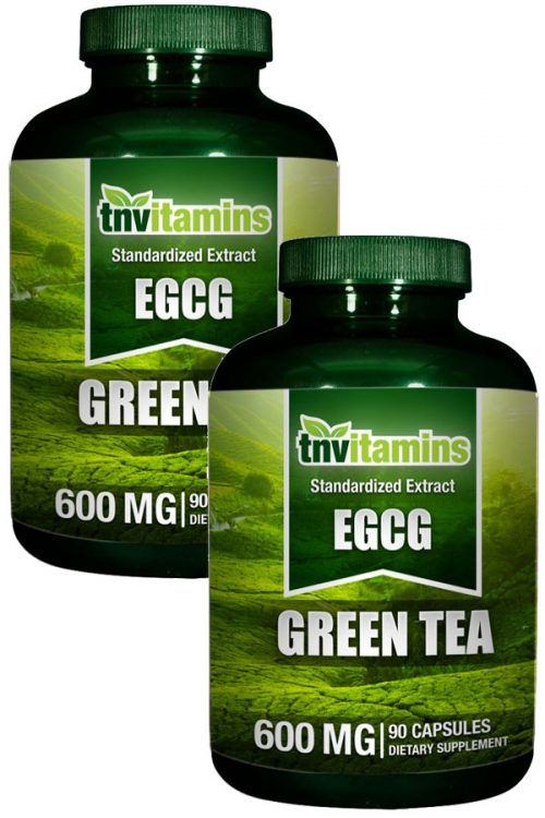 EGCG Green Tea Extract 600 Mg