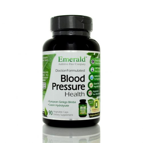 Emerald Labs Blood Pressure Health, 90 count