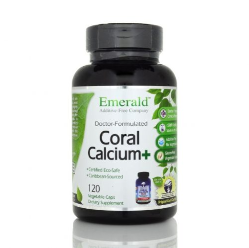 Emerald Labs Coral Calcium Plus, 120 count