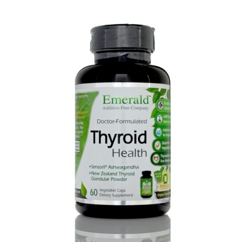 Emerald Labs Thyroid Health, 60 count