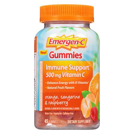 Emergen-C Gummies - 45 ea