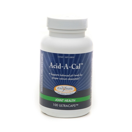Enzymatic Therapy Acid-A-Cal Joint Health - 100 ea