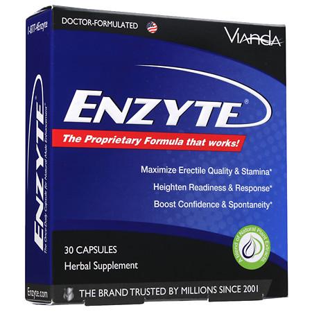 Enzyte Natural Male Enhancement - 30 ea