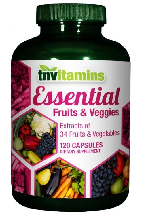 Essential Fruits & Veggies