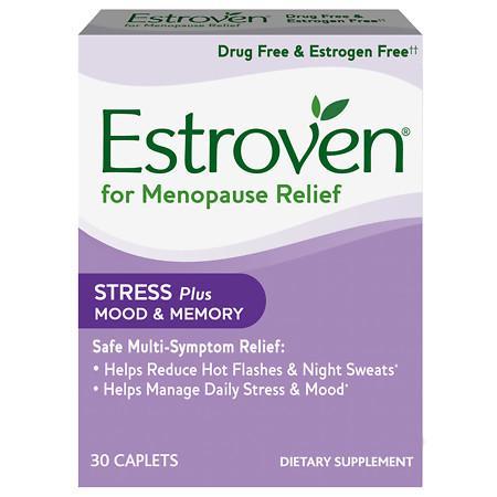 Estroven Plus Mood & Memory - 30 ea