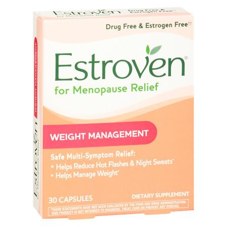 Estroven Weight Management - 30 ea