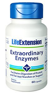 Extraordinary Enzymes, 60 capsules