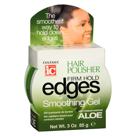 Fantasia iC Polisher Firm Hold Edge Smoothing Gel - 3 fl oz