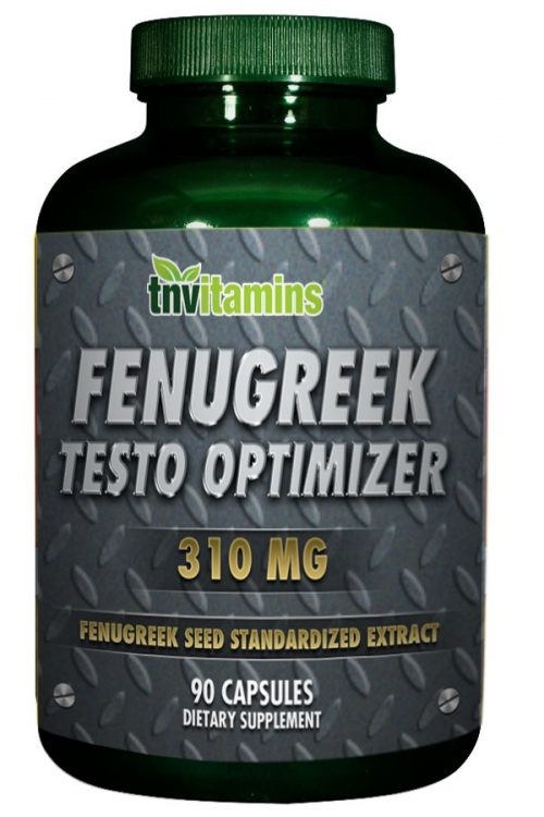 Fenugreek Testo Optimizer 310 Mg