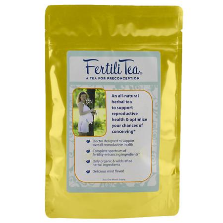 Fertili Tea for Preconception - Loose Tea - 3 oz.