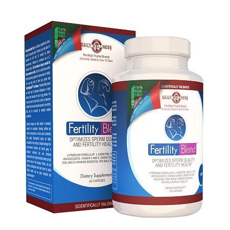 FertilityBlend For Men, Capsules - 60 ea