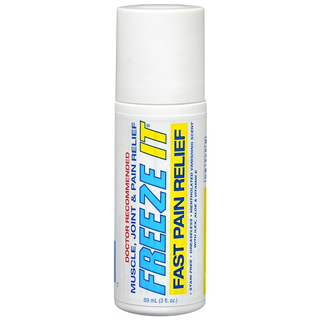 Freeze It Advanced Therapy Roll-On - 3 oz.