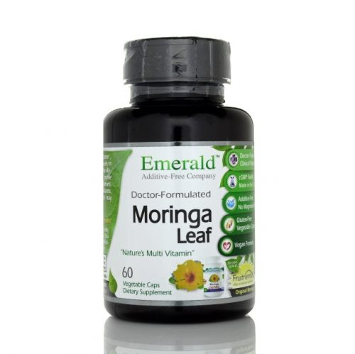 Fruitrients-X Moringa, 60 count