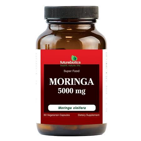 Futurebiotics Moringa, Veggie Caps - 60 ea