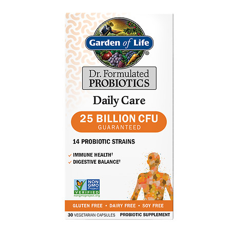 Garden of Life Dr. Formulated Daily Care Probiotic - 30 ea