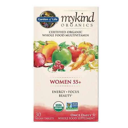 Garden of Life My Kind 55+ Women - 30 ea