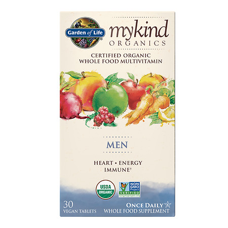 Garden of Life My Kind Men Multivitamin - 30 ea