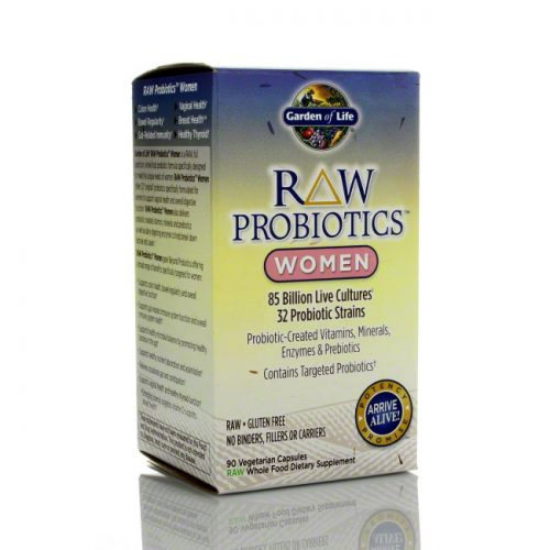 Garden of Life RAW Probiotics Women, 90 count