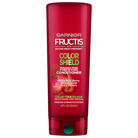 Garnier Fructis Color Shield Fortifying Conditioner for Color-Treated Hair - 12 oz.