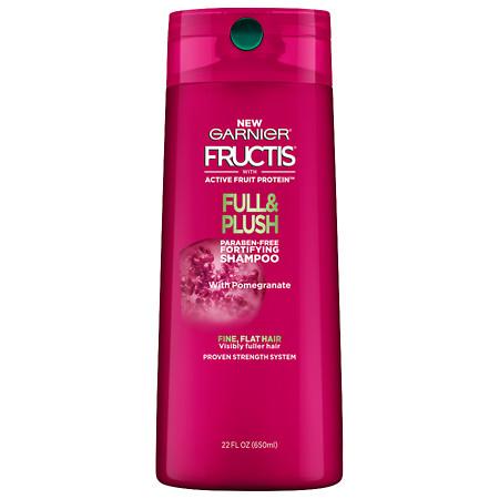 Garnier Fructis Full Plush Shampoo - 22 oz.