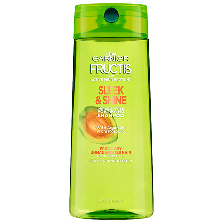 Garnier Fructis Sleek & Shine Shampoo - 22 oz.